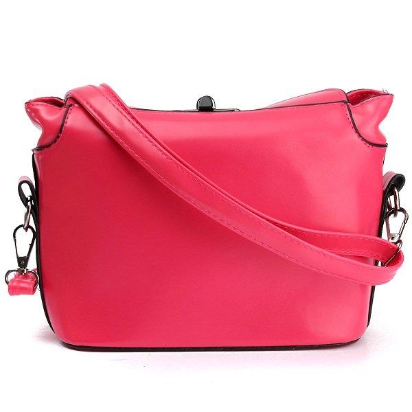 Женщины цвета конфеты сумка леди кошелек на ремне сумки Crossbody