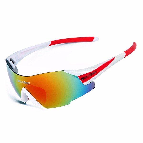 Мужчины Женщины PC объектива UV Защитные солнцезащитные очки на открытом воздухе Спорт Goggle Очки