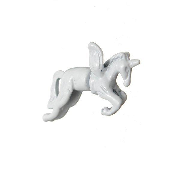Unicorn Horse Puncture Stud Earring