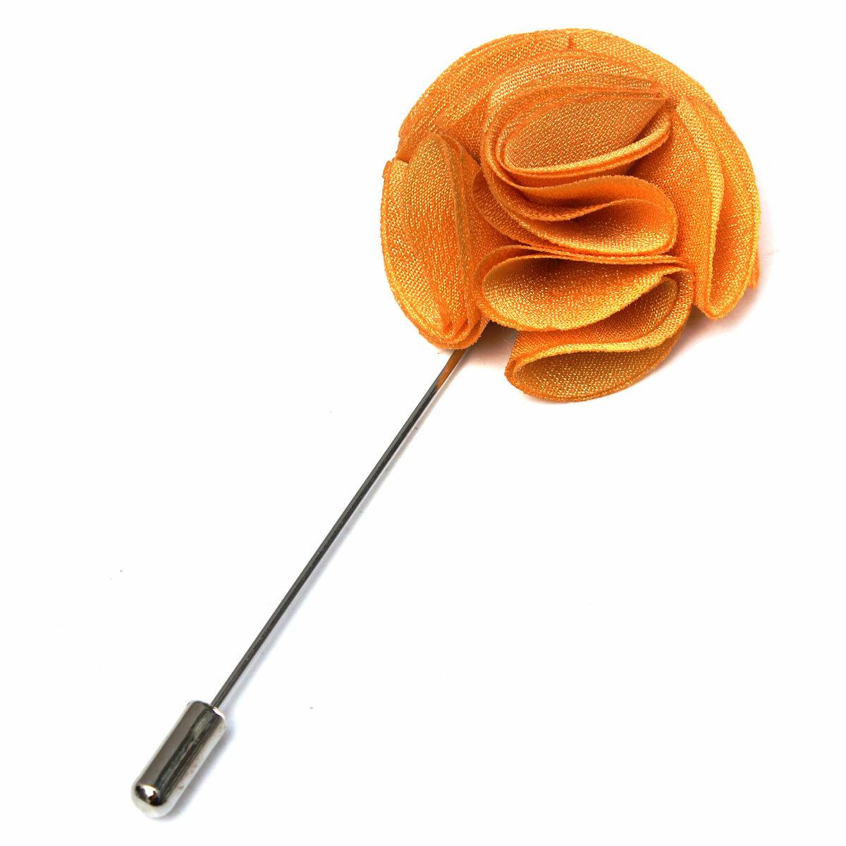Daisy Handmade Boutonniere Brooch Pin