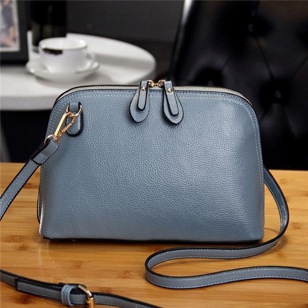 Прекрасные цвета конфеты Кожа PU плеча сумки сумки Crossbody Сумки для женщин
