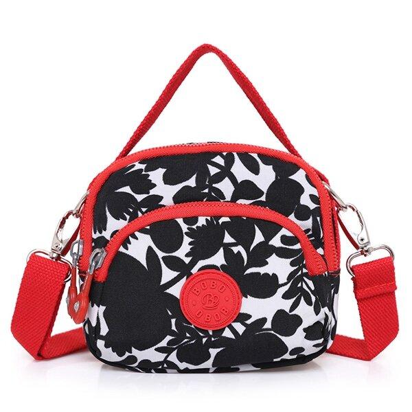 Girls Multicolor Floral Crossbody Bag Satchel Shoulder Bag Clutches