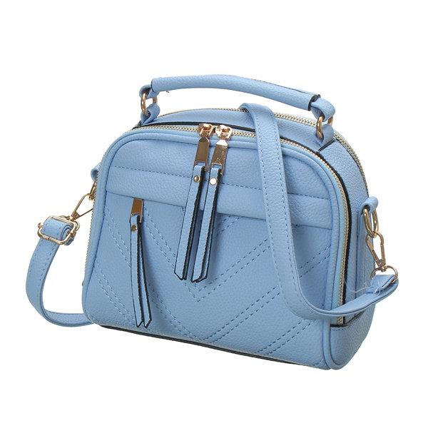 Женщины дамы Кожа PU Crossbody сумки повседневные сумки Мини