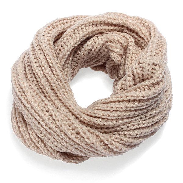Winter Knitting Wool Collar Neck Warmer Scarf Shawl