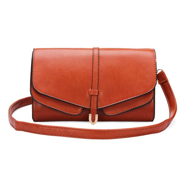 Women Retro Packet Single Style Crossbody Bag