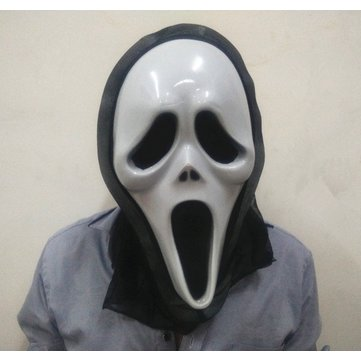 Buy Halloween Scary Mask Party Props Face Hip-Hop Ghost Dance Skull