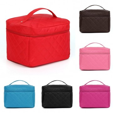 Lady Makeup Organiser Cosmetic Container Case Toiletry Travel Bag