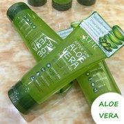 Aloe Vera Peel-offFace Cleansing Gel Moisturizing Make up Remover