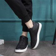 Мужская обувь PU высокие кроссовки вскользь Открытый моды Chukkas