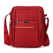 Men Casual Nylon Oxford Shoulder Bags Business Outdoor Crossbody Bag