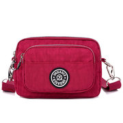 Durable Daily Crossbody Bags Multifunctional Quality Material Light Waist Bags