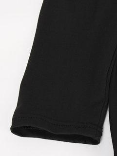Женщины с длинным рукавом O Шея Embrodiery Повседневная футболка