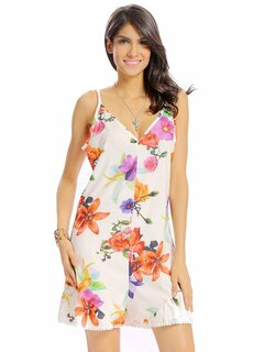 Women Casual Floral Print V-neck Spaghetti Strap Backless Jumpsuit