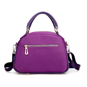 Woman Nylon Crossbody Bag Classic Elegant Handbag Clutches Bag