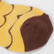 Женщины Теплые мультфильм Прекрасные Симпатичные Сова хлопковые носки