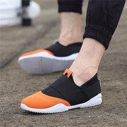 Men England Canvas Sport Breathable Running Casual Shoes