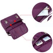 Women Nylon Shoulder Bag Solid Messengers Bag Crossbody Bag