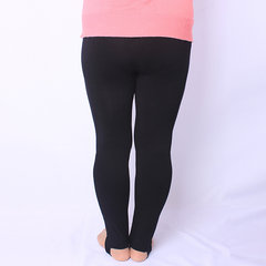 Plus Size Sexy High Elastic Thicken Leggings Modal Leggings For Women