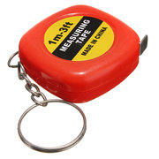 40 inch Measuring Tape Retractable Rule Keychain