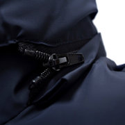 Casual Thicken Waterproof Multi-Pockets Detachable Hood Padded Jacket For Men