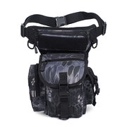 Men's Nylon Waterproof Outdoor Sport Leg Bag