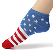 Winter Therma Men Cotton Flag Pure Breathable Socks