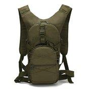 Men Women Tactical Pack Backpack Climbing Bag Shoulder Bag