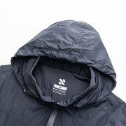 Outdoor Wind-Resistant Rain-Proof Thin Detachable Hood Sport Jacket For Men