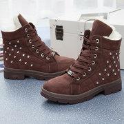 Из бисера Чистый цвет Узелок голеностопного плоские ботинки
