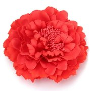 Penoy Flower Hairclip Beach Pin Hat Brooch Party Wedding Decoration