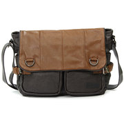Men Business Travel Outdoor Crossbody Bags Casual Leisure Shoulder Bags