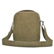 Мужчины Холст повседневные Открытый мешки плеча Спорт Путешествия Crossbody сумка