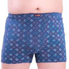 Plus Size 7XL Loose Casual Modal Mid-Rise Breathable U Convex Underwear Boxer For Men