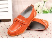 Women Big Size Leather Casual Shoes Loafers