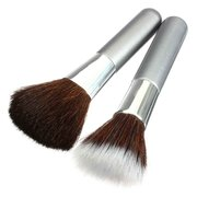 4 Pcs Makeup Brush Set Powder Foundation Blush Concealer Brushes
