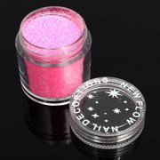 12 Colors Holo Shiny Glitter Nail Art Powder Dust Slice Tips Holographic Decoration