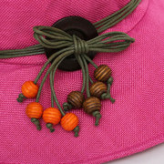 Женщины Белье Bucket Hat Visor Солнцезащитный Круглый ВС Hat Flat Cap
