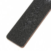 Black Double Sided Square Sanding Nail File Stick