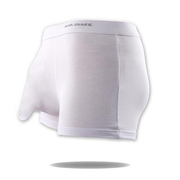 Sexy Modal Elephant Shaped U Convex Pouch Boxers Breathable Underwear For Men