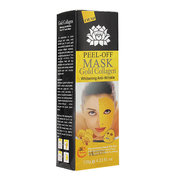 Gold Collagen Peel Off Mask Vitamin E Face Care Anti Aging Whitening Wrinkle Lifting