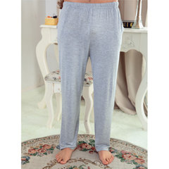 Casual Lightweight Loose Yoga Pants Breathable Modal Sport Pajamas For Men