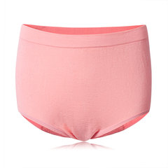 L-3XL Women Seamless Soft Cotton Panties Belly Shaping Breathable Underwear