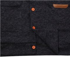 Men's Spring Autunm Knitted Sweater V-Neck Button Cotton Sweater Cardigan
