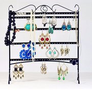 140 Holes Jewelry Hanging Holder Display Stand