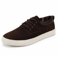 Мужчины Большой размер Pure Color Узелок Повседневная обувь