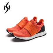 Fast Sport Unisex Breathable Professional Airweave Breathable Woven Sport Running Sneakers