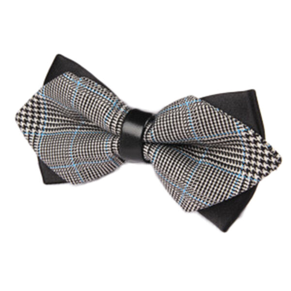 Homens british style stripes bowknot casamento soild color groom bow homens british style stripes bowknot casamento soild color groom bow tie ccuart Gallery