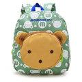 Kids Children Canvas Rabbit Bear Cartoon Lovely Backpack Small School Bags