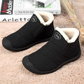 Suede Warm Fur Lining Ankle Boots