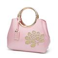 Новая мода Яркая лакированная кожа Shell Ladies Handbag